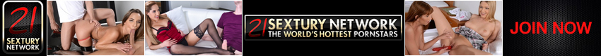 "21 Sextury - ""TIME LIMITED SPECIAL OFFER - Join for $0.95"" 21 Sextury will give you the best mix of stunning sex from outrageously hot solo action to super sexy hardcore scenes.  Whatever you want is here for the watching and its only a click or so away."